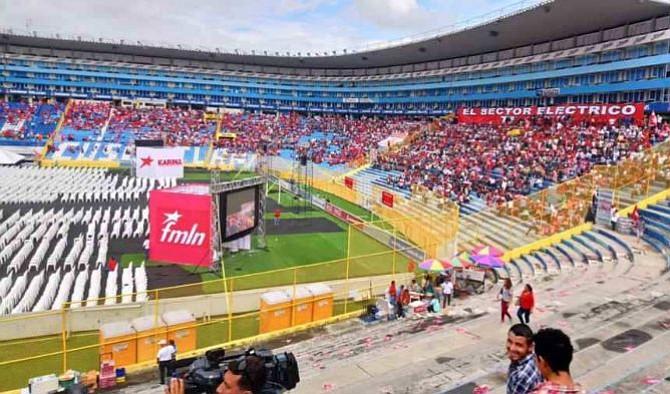 Hermetismo sobre tema Taiwán-China durante la convención del FMLN en El Salvador