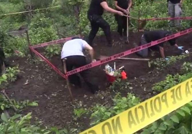 Autoridades salvadoreñas confirman que restos encontrados pertenecen a funcionaria