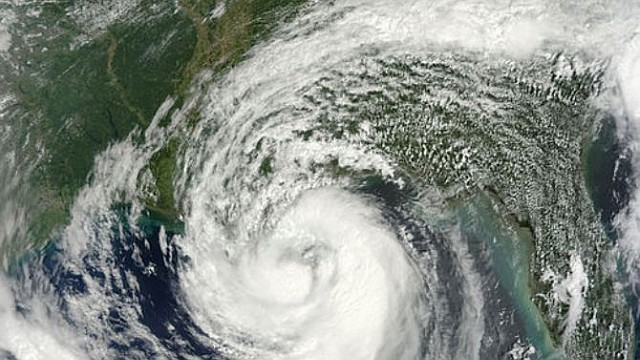 ISAAC. El huracán tocaría tierra el fin de semana