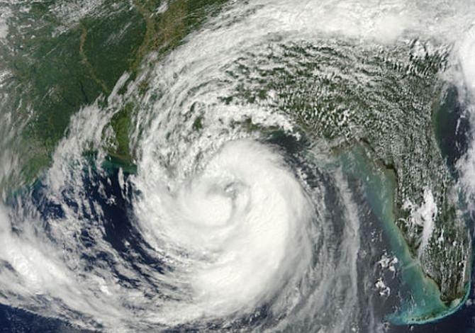 Alerta en Puerto Rico ante paso de huracán Isaac