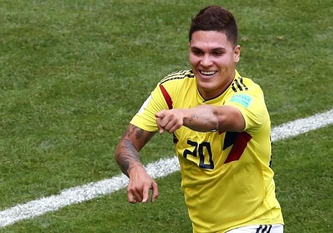 Argentina y Colombia se miden en New Jersey