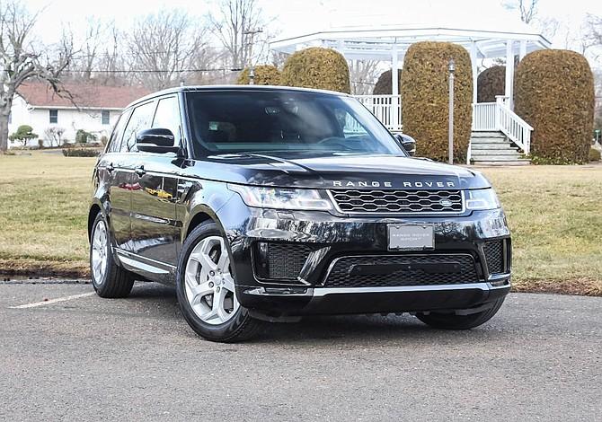 Range Rover Sport 2018 no escatima en equipamiento tecnológico