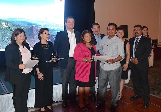 COMITÉ. San Luis es uno de los comités locales que participa en esta iniciativa del Banco Agrícola y FUPEC.