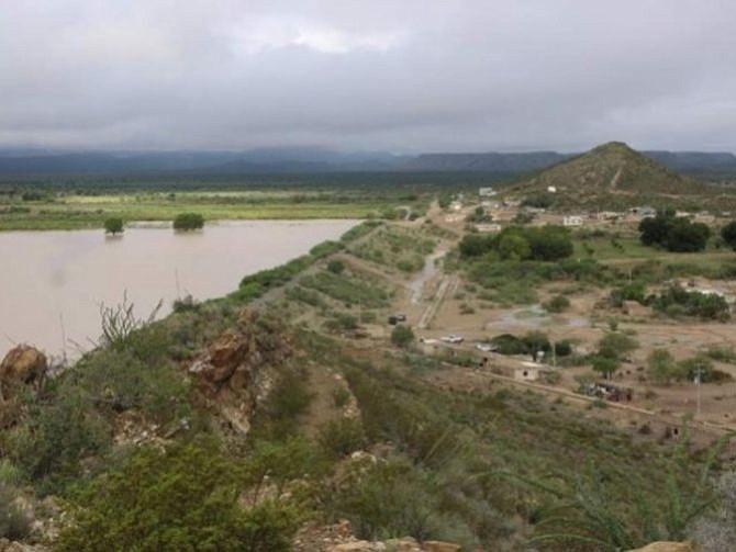 MÉXICO. El aumento de nivel en las presas ha disparado las alarmas