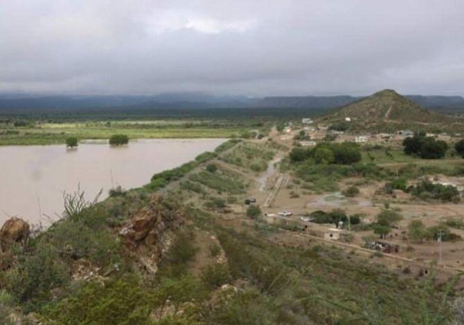 Lluvias en México disparan las alertas por posibles desbordamientos