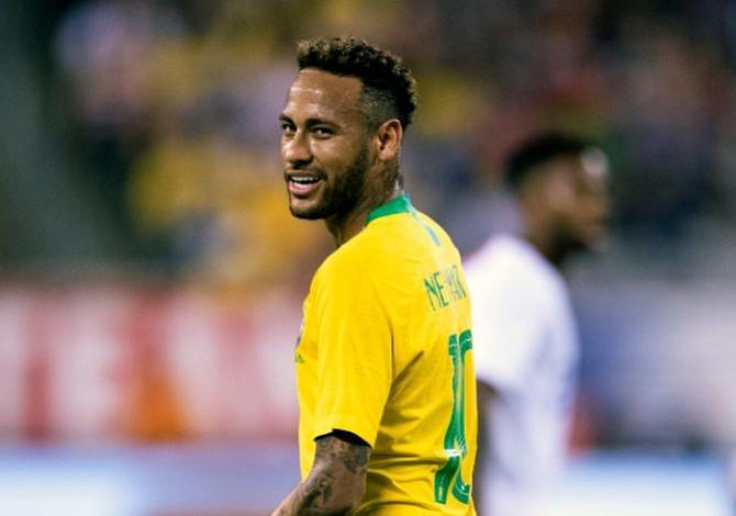 Brasil se paseó por DC con goleada sobre El Salvador
