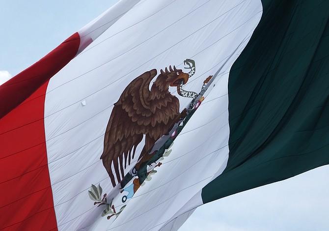 Celebración de la independencia mexicana en Boston