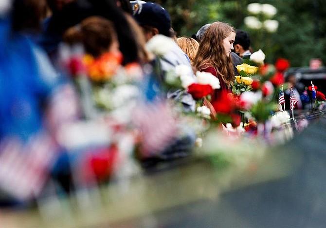 La unidad destaca en conmemoración del 11-S