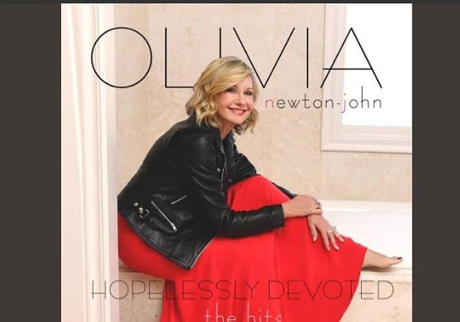 Olivia Newton-John se enfrenta por tercera vez al cáncer