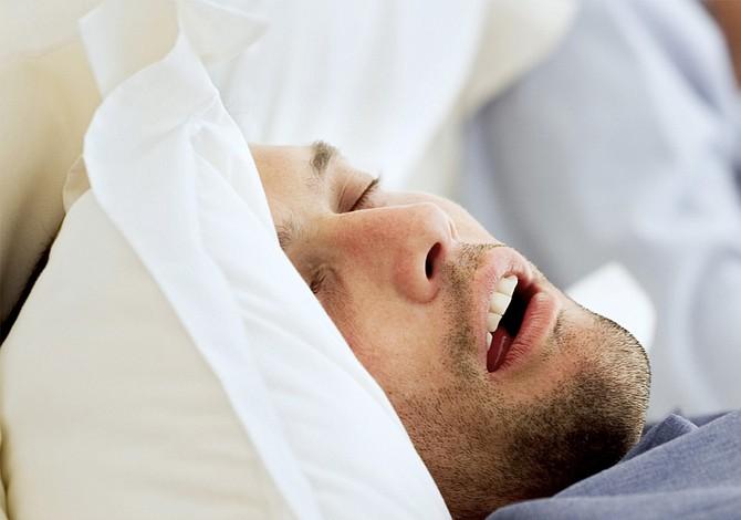 Tumores pueden activarse por apnea del sueño