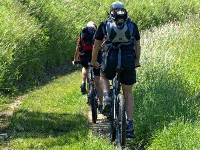 SURAMÉRICA. Los ciclistas recorrían el continente