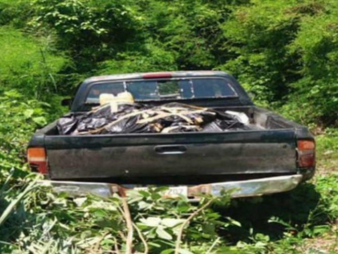MÉXICO. Los cadáveres fueron encontrados en una camioneta