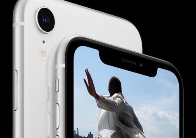Apple presenta sus nuevos iPhone resistentes al agua