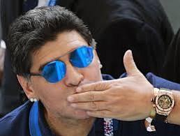 Maradona rechazó a Maduro y a Evo para aceptar la selección mexicana