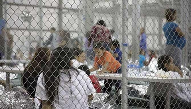 Publican norma para ampliar detención de niños indocumentados