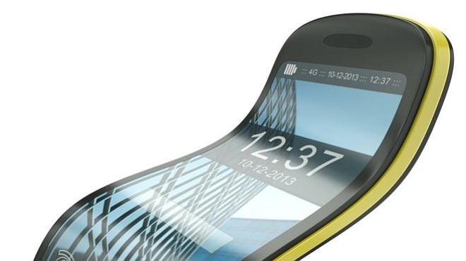 ¿El teléfono flexible será una pronta realidad?
