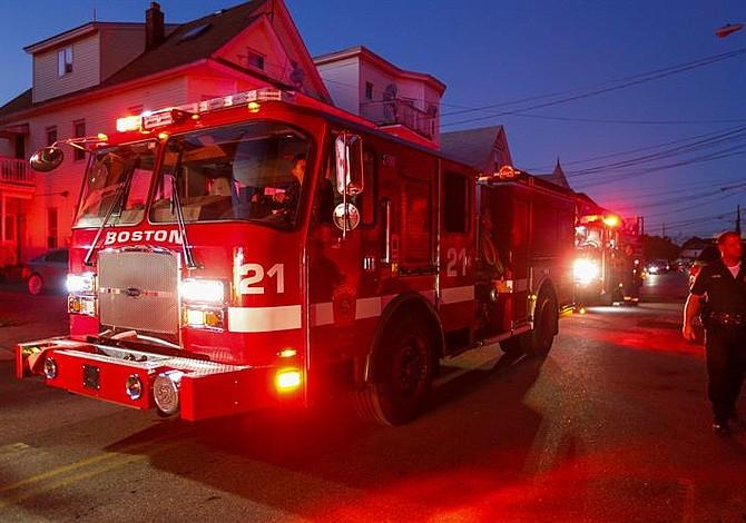 Preguntas y respuestas sobre el fuego en Merrimack Valley