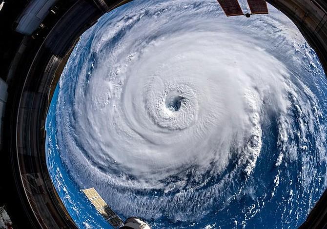 Bandas de lluvias de Florence llegan a las Carolinas
