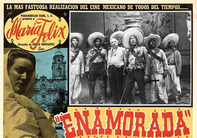 Clásico del cine mexicano en el Consulado General de México