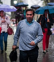 MÉXICO. Las fuertes lluvias han azotado a la población