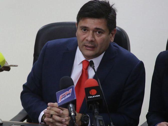 VENEZUELA. Freddy Superlano, presidente de la Comisión Permanente de Contraloría de la Asamblea Nacional