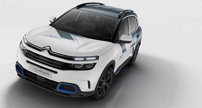 """Citroën quiere """"electrificar"""" el mercado con su nuevo modelo."""