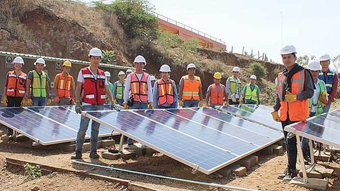 México apunta a ser productor de energía solar