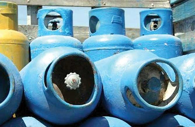 Cae el consumo de gas LP