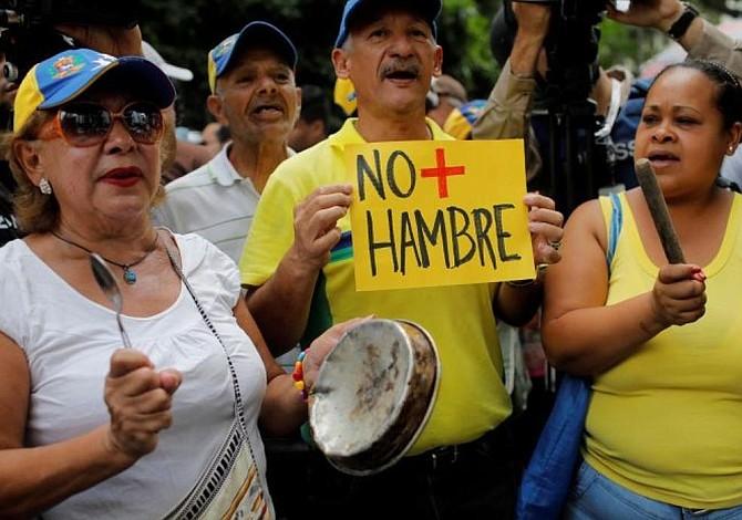 ONU: Sudamérica sufre un aumento del hambre arrastrada por Venezuela