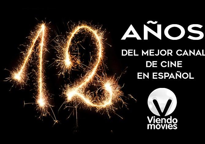ViendoMovies: 12 años programando el mejor cine en español