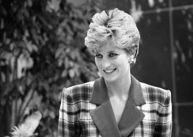 La emotiva carta que la princesa Diana envió a su guardaespaldas antes de morir