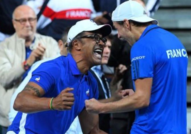 Francia y Croacia se verían las caras en otra final, ahora por Copa Davis
