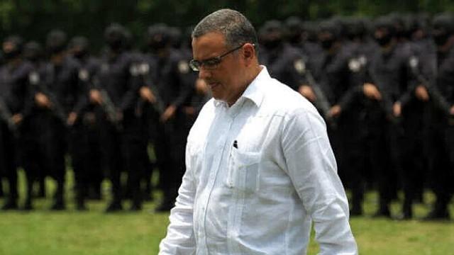 JUSTICIA. Mauricio Funes, expresidente de El Salvador