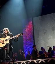 José Feliciano en la edición número 31 de los Hispanic Heritage Awards || Foto: Yunuen Bonaparte - Cortesía HHF