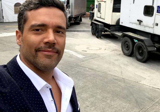 Alejandro García se defiende y promete desenmascarar a Eileen Moreno