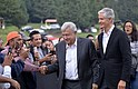 MÉXICO. Andrés Manuel López Obrador, presidente mexicano