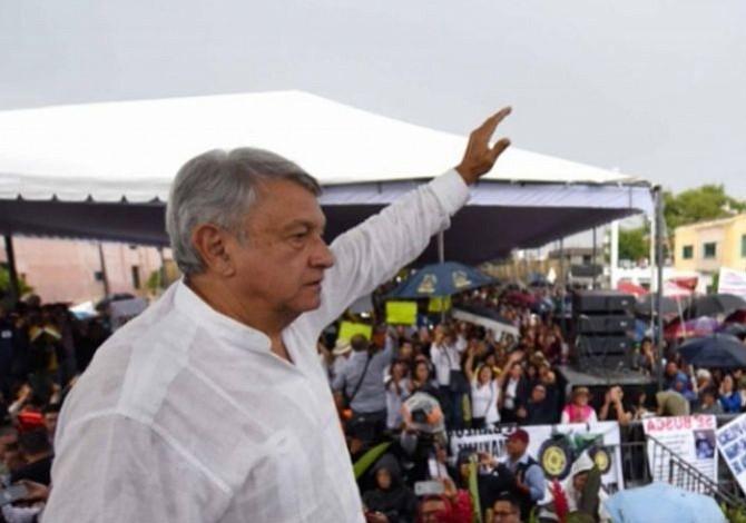 AMLO se reúne con el gobernador de San Luis Potosí