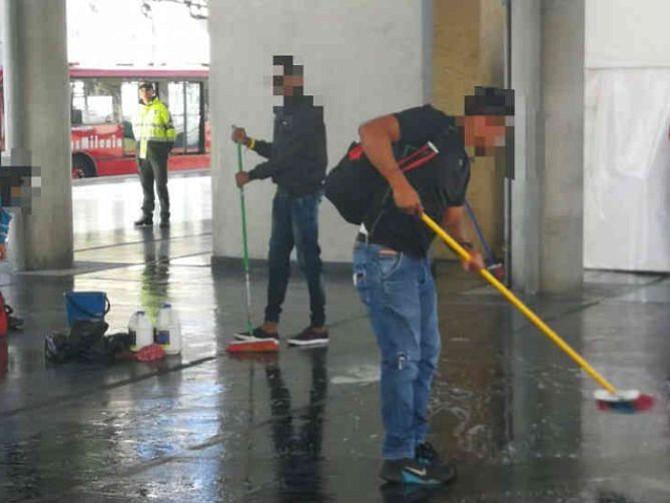 COLOMBIA. Debieron hacer trabajo social