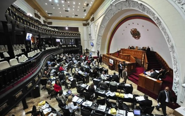 Parlamento venezolano desaprueba extensión de Estado de excepción y emergencia económica