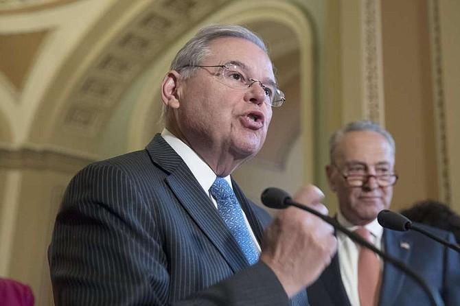 """PETICIÓN. """"Creo que una versión desclasificada es crucial para asegurar que tanto el Congreso como el Ejecutivo estén plenamente informados mientras consideramos las respuestas apropiadas para cumplir con nuestras responsabilidades"""", dijo el senador."""