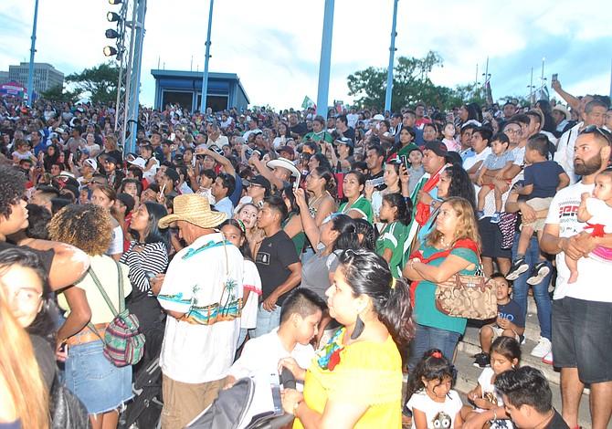 Mexicanos celebraron Grito de Independencia en Filadelfia