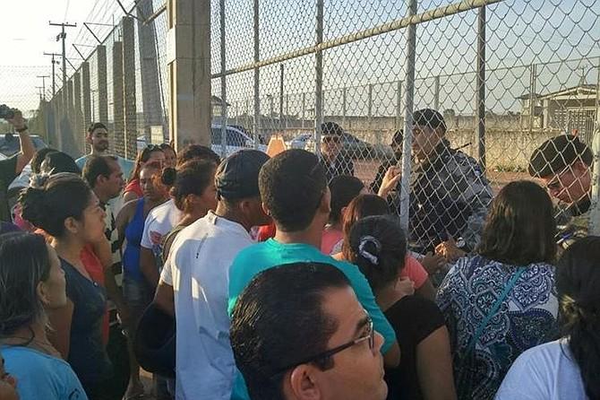 PRISIÓN. La Superintendencia del Sistema Penitenciario del Estado (Susipe), informó que la detención desencadenó un motín, con participación de unos 120 presos, que incendiaron la sala del generador de energía y un galpón de alojamiento.
