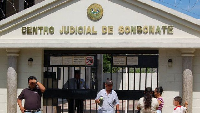 JUSTICIA. El Tribunal de Sentencia de Sonsonate, halló culpable de violación a Remberto Anatolio Clara Pintin