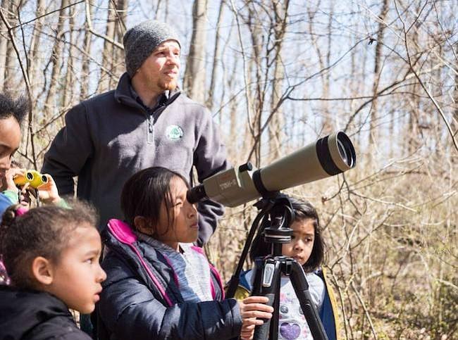 APRENDER. Los niños y familias podrán aprender sobre las aves migratorias gracias a expertos bilingües que estarán en el Festival.