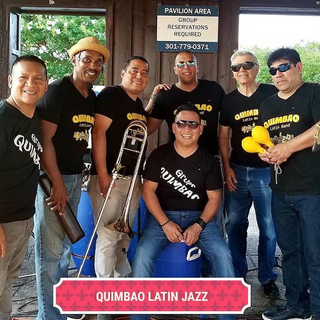 MÚSICA. La banda local, Grupo Quimbao, deleitará a los presentes con salsa, merengue, cumbia, bachata y más sorpresas.
