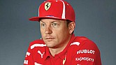 Kimi Räikkönen.