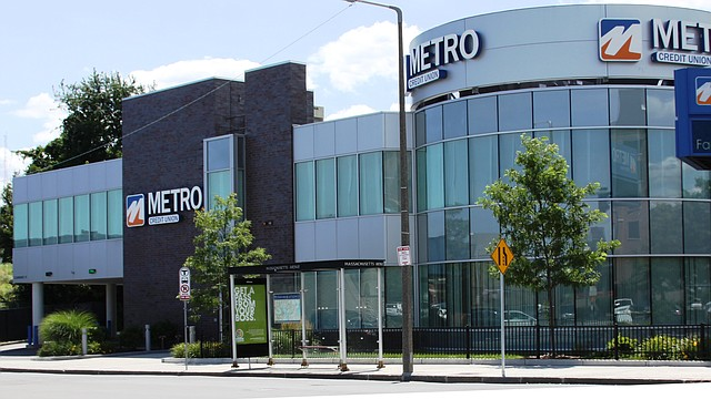 Metro Credit Union – 1071 Mass Ave Boston