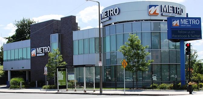 Metro Credit Union – 1071 Mass Ave Boston