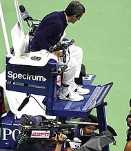 Respaldo. La WTA y la USTA apoyan las acusaciones de 'sexismo' de Williams.
