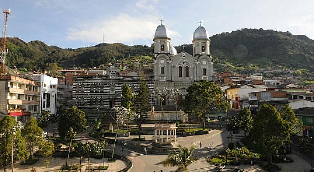 SEGURIDAD. En las próximas horas se instalará un consejo de seguridad encabezado por el gobernador de Antioquia, Luis Pérez Gutiérrez